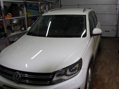 Volkswagen Tiguan 2012 отзыв автора   Дата публикации 07.02.2014.