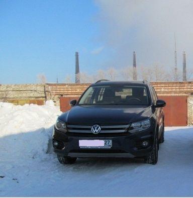 Volkswagen Tiguan 2013 отзыв автора | Дата публикации 17.07.2014.