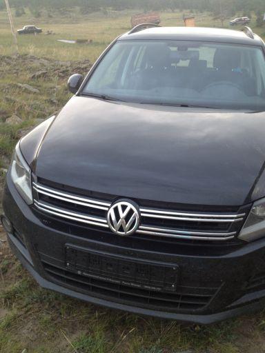 Volkswagen Tiguan 2013 отзыв автора | Дата публикации 12.08.2014.