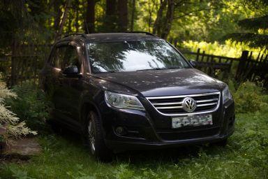 Volkswagen Tiguan 2010 отзыв автора | Дата публикации 19.10.2014.