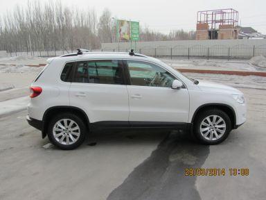 Volkswagen Tiguan 2010 отзыв автора | Дата публикации 29.03.2015.