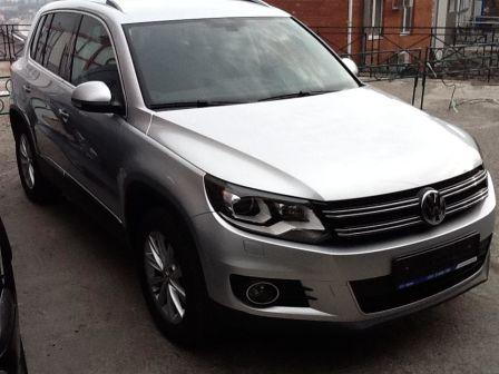 Volkswagen Tiguan 2012 - отзыв владельца
