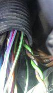Провода в косе перетёрлись друг об друга