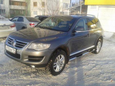 Volkswagen Touareg 2007 - отзыв владельца