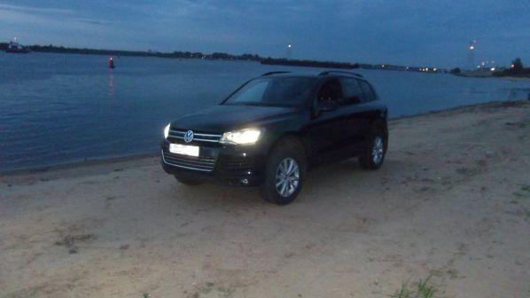 Volkswagen Touareg 2012 - отзыв владельца