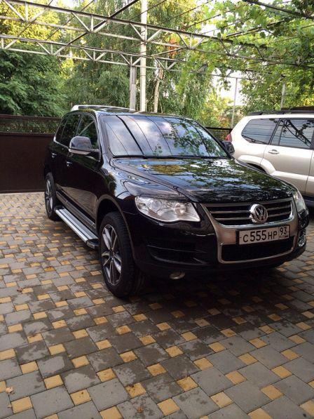 Volkswagen Touareg 2009 - отзыв владельца
