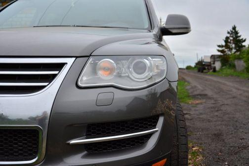 Volkswagen Touareg  - отзыв владельца