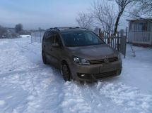Volkswagen Touran 2013 отзыв автора | Дата публикации 07.02.2014.