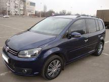 Volkswagen Touran 2012 отзыв автора | Дата публикации 02.04.2015.