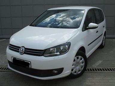 Volkswagen Touran, 2012
