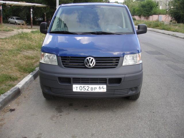 фольксваген транспортер т5 2008