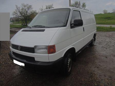 Volkswagen Transporter 1998 - отзыв владельца