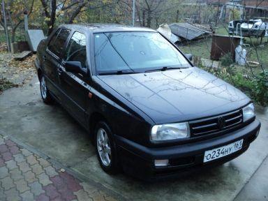Volkswagen Vento 1992 отзыв автора | Дата публикации 26.11.2013.