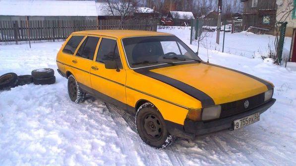 Volkswagen Volkswagen 1979 - отзыв владельца