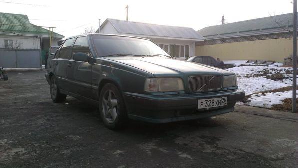 Volvo 850 1994 - отзыв владельца