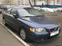 Volvo S60, 2008