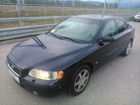 Volvo S60 2005 - отзыв владельца