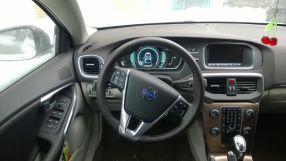 Volvo V40, 2013