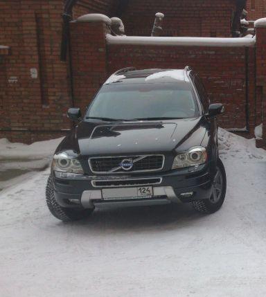 Volvo XC90, 2012