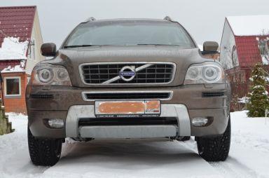 Volvo XC90 2013 отзыв автора | Дата публикации 22.01.2014.