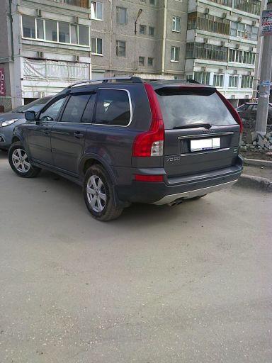 Volvo XC90 2007 отзыв автора | Дата публикации 15.08.2014.