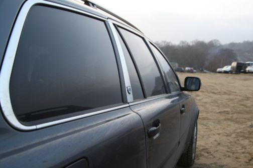 Volvo XC90 2008 - отзыв владельца