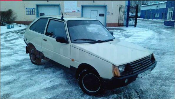 ЗАЗ Таврия 1993 - отзыв владельца