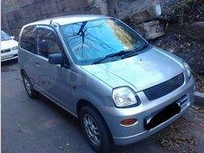 Mitsubishi Minica, 2007