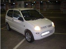 Mitsubishi Minica, 2004