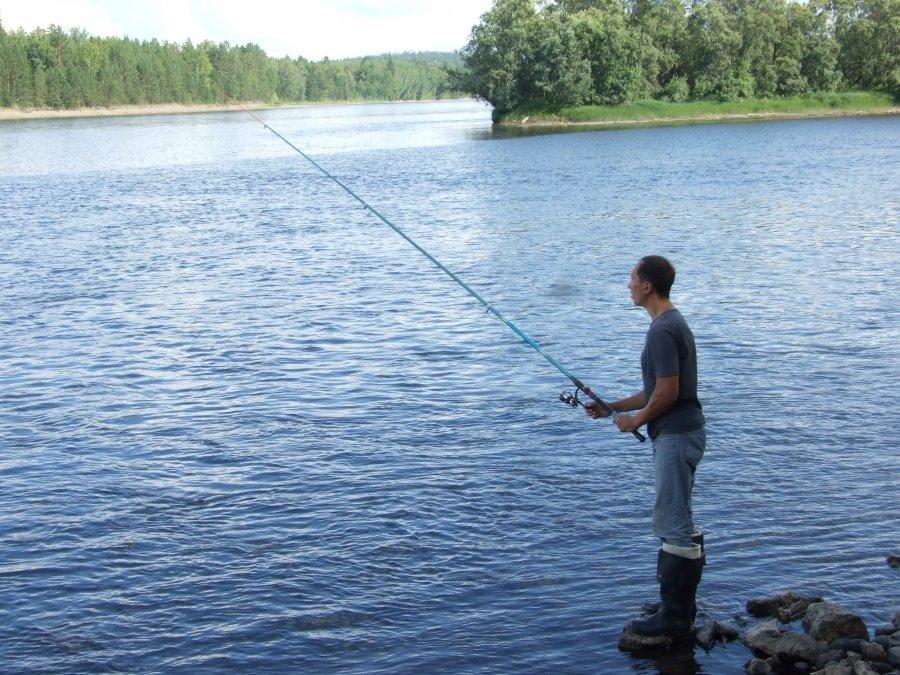 Рыбалка в Северобайкальске