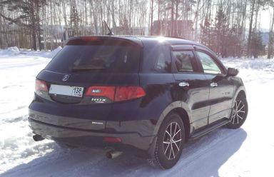 Acura RDX, 2007
