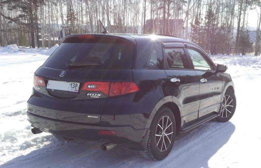 Acura RDX 2007 - отзыв владельца