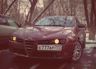 Alfa Romeo 159 2008 отзыв автора | Дата публикации 14.02.2014.