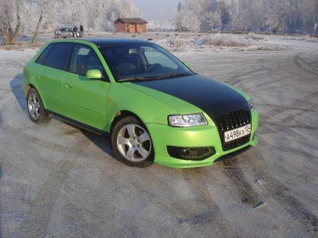 Audi A3 1999 - отзыв владельца