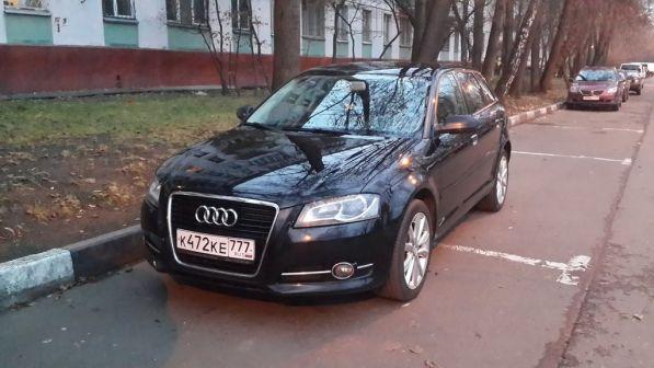 Audi A3 2011 - отзыв владельца