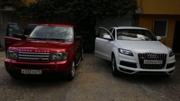 Audi Q7 2014 - отзыв владельца