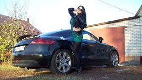 Audi TT, 2007