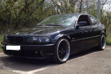 BMW 3-Series 2001 отзыв автора | Дата публикации 01.09.2015.