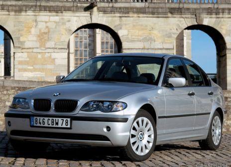 BMW 3-Series 2002 - отзыв владельца