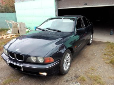 BMW 5-Series 1999 отзыв автора | Дата публикации 26.06.2015.