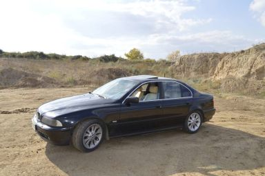 BMW 5-Series 2001 отзыв автора | Дата публикации 13.10.2015.