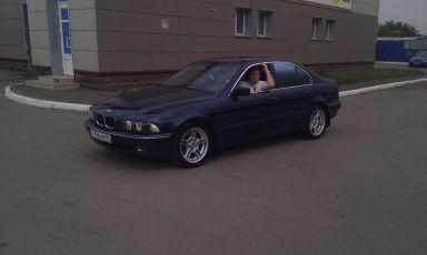 BMW 5-Series 1997 отзыв автора | Дата публикации 10.11.2015.