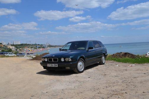 BMW 5-Series 1995 - отзыв владельца