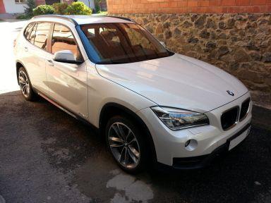BMW X1 2012 отзыв автора | Дата публикации 27.09.2013.
