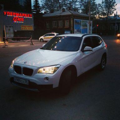 BMW X1 2013 отзыв автора | Дата публикации 16.07.2015.