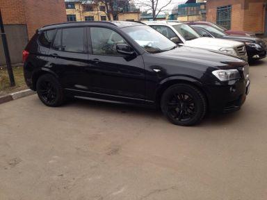 BMW X3 2011 отзыв автора | Дата публикации 20.07.2015.