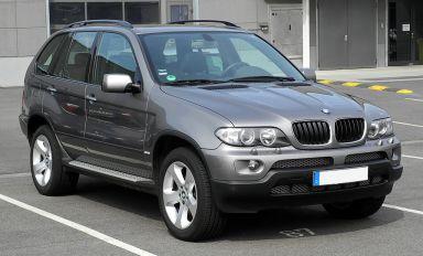 BMW X5 2005 отзыв автора | Дата публикации 29.07.2015.