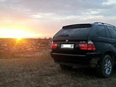 BMW X5 2004 отзыв автора | Дата публикации 13.10.2015.