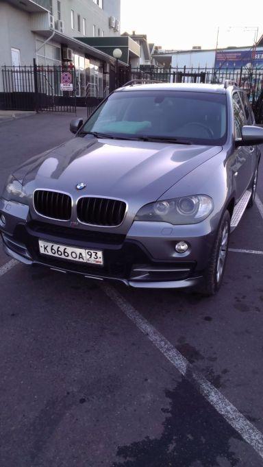 BMW X5 2007 отзыв автора | Дата публикации 19.10.2015.