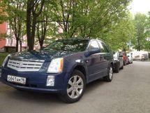 Cadillac SRX, 2009